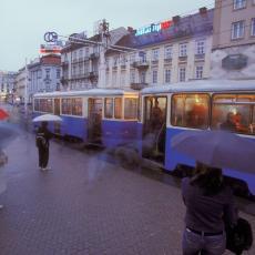 POTOP U ZAGREBU: Jaka kiša poplavila bolnice, i Ekonomski fakultet (VIDEO)