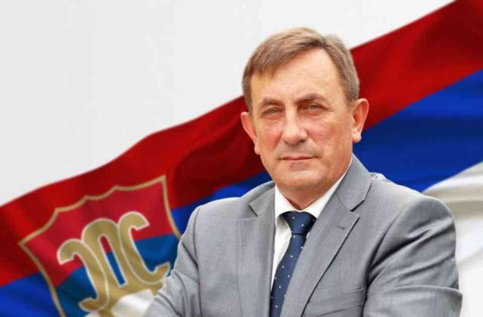 POTPRESEDNIK SDS TEŠKO POVREĐEN U SAOBRAĆAJKI: Milovan Bjelica se vraćao sa gostovanja na sarajevskoj TV