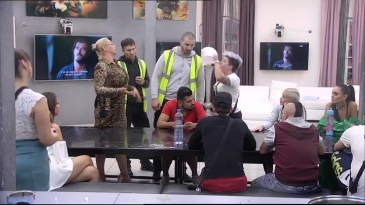 POTPUNI HAOS ZBOG LJUBAVI: Marija otvoreno priznala da ne podržava vezu Matore i Sanje, pa se sukob RASPLAMSAO! (VIDEO)