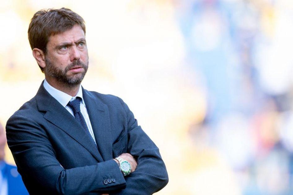POTPUNI RASPAD SUPERLIGE BOGATIH! Andrea Anjeli podneo ostavku na mesto prvog čoveka Juventusa