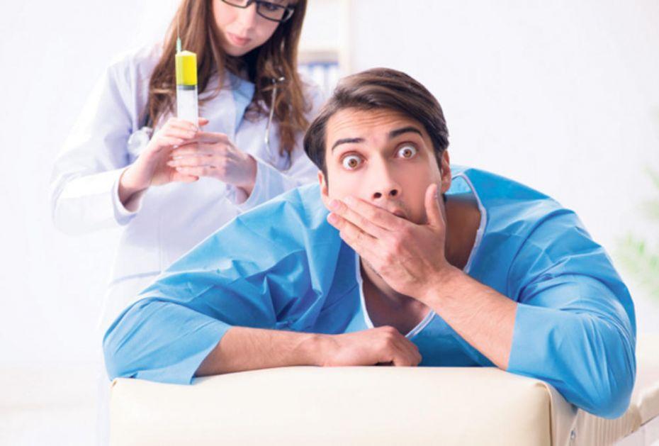 POTREBAN VAM JE SAMO JEDAN JEDINI MINUT DA SE OSEĆATE BOLJE: Nakašljite se i injekcija će manje boleti