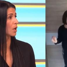 POTRESNA ISPOVEST U JUTARNJEM, MAJKA MALE LENE TVRDI: Drug iz odeljenja udarao je u glavu pa je dobila šlog (VIDEO)