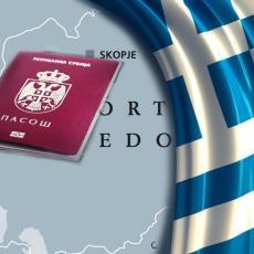 POTVRĐENE LEPE VESTI! Od sada Srbi mogu do Grčke i preko Severne Makedonije, a OVO će biti potrebno za ulazak