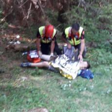 POVREĐEN DEČAK (7) IZ BEOGRADA NA DURMITORU: Gorska služba krenula odmah u akciju spasavanja (FOTO)