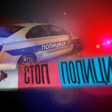 POVREĐENO PET POLICAJACA: Užasna saobraćajna nesreća kod Beograda na vodi