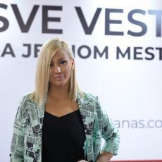 POZNATA PEVAČICA BLISTA POSLE RAZVODA: Ana Kokić : Najveći izazov mi je...