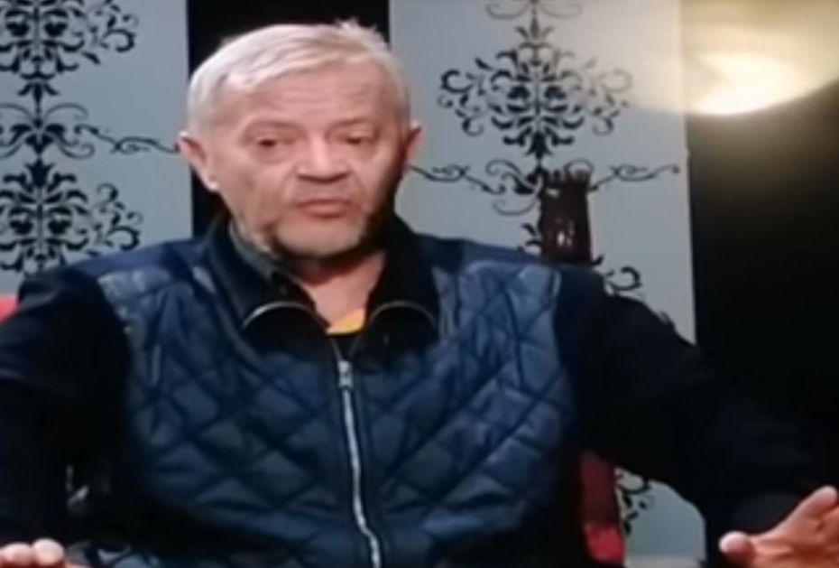 BOSANSKI GLUMAC KOJI SE PITAO ŠTO NISU UBIJALI SRPSKE MAJKE OPET IZAZVAO BURU: Vređao Srbe, ali ni tu nije stao (VIDEO)