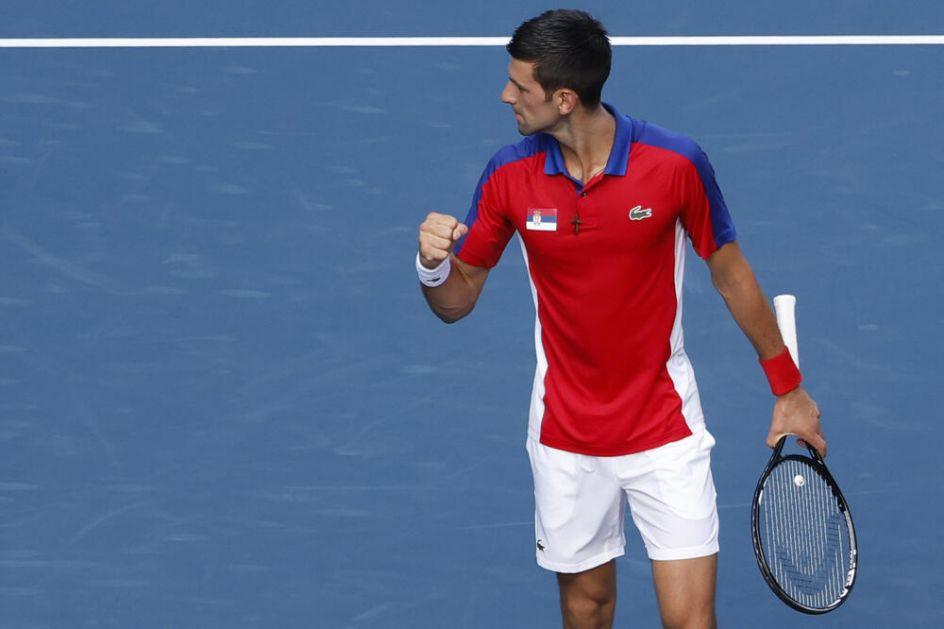 POZNATO KAD NOVAK IZLAZI NA TEREN: Dobre vesti za ljubitelje tenisa u Srbiji, dok Đoković opet mora da igra po vrućini!