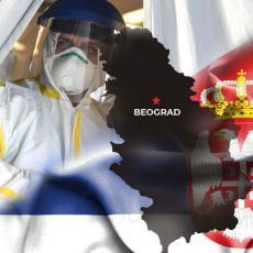 POZNATO STANJE U NOVIM ŽARIŠTIMA ŠIROM SRBIJE: Virus tinja, za ŠEST DANA došlo do porasta broja inficiranih