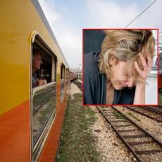POZNATO STANJE ŽENE (40) KOJOJ JE VOZ ODSEKAO OBE NOGE: I dalje misterija kako je došlo do nesreće
