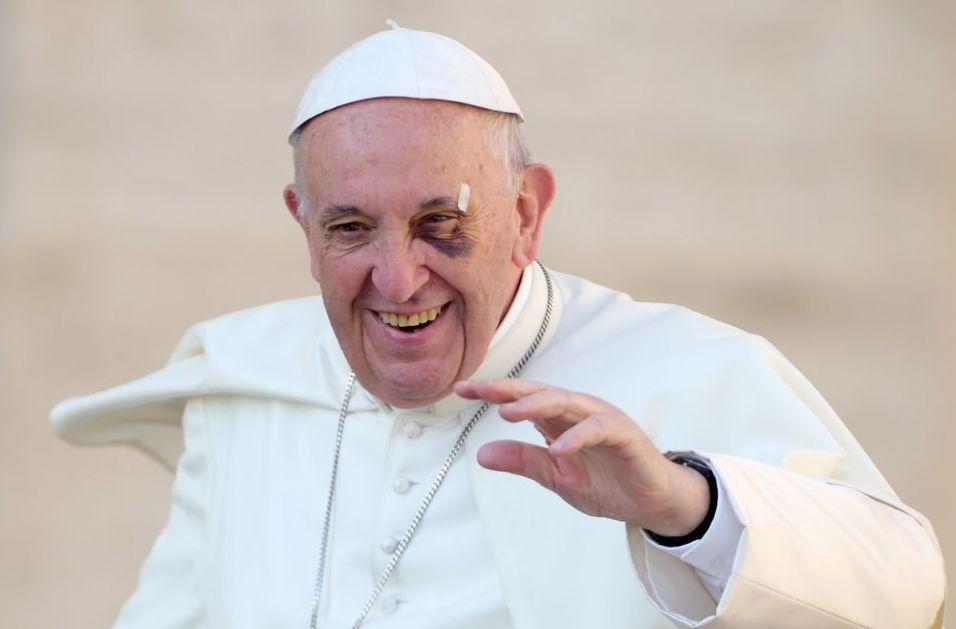 POZVAO NBA ZVEZDE U VATIKAN: Evo šta je Papa želeo da sazna