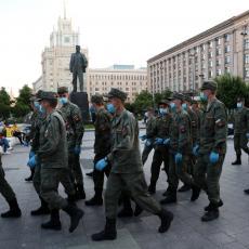 PRATITE UŽIVO PROBU PARADE U MOSKVI: Vojska na ulicama, Crveni trg spreman za veličanstveni događaj (VIDEO)