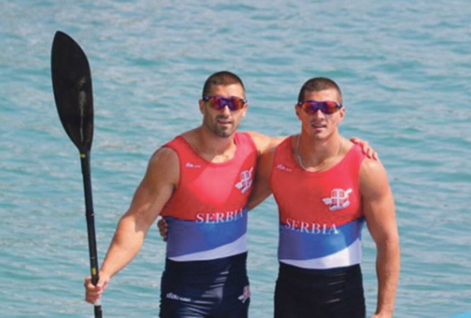 PRAVAC TOKIO: Srpski kajakaši otputovali na Olimpijske igre