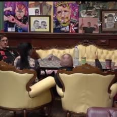 PRAVI SE MUTAV?! Kristijan se raspitivao šta je radio sa Kristinom tokom žurke, pa se ŠOKIRAO SAZNANJEM! (VIDEO)