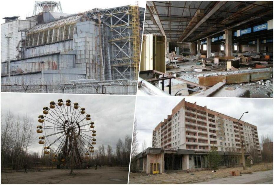 PRE 35 GODINE JE ZBOG OVOGA DRHTAO SVET: Kako izgleda Černobilj danas, i kakve su šanse da postane turistička atrakcija FOTO,VIDEO
