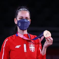 PRE DVA MESECA JE IMALA SMRTNI SLUČAJ Tijana se oglasila posle medalje za Srbiju! Ne može emotivnije