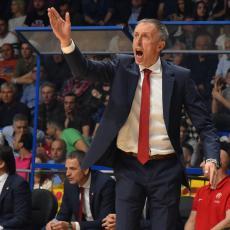 PRED DERBI ABA LIGE: Milan Tomić NE RAČUNA na jednog igrača