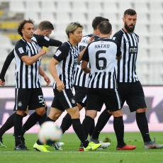 PRED MEČ SA RADNIKOM: Partizan OBJAVIO sjajnu vest!