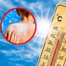 PRED NAMA VRELIH 48 ČASOVA: Meteorolozi upozoravaju i na OPASNO ZRAČENJE
