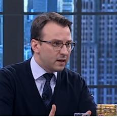 PREDALI SRPSKU SVETINJU NA TACNI A NAMA DRŽE LEKCIJE Petković: Ðorđević poslednji koji ima pravo da govori Kosovu i Metohiji