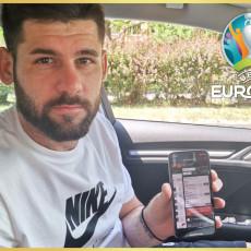 PREDLOG DANA: Najtraženiji srpski fudbaler u Evropi odigrao humanitarni tiket (FOTO)