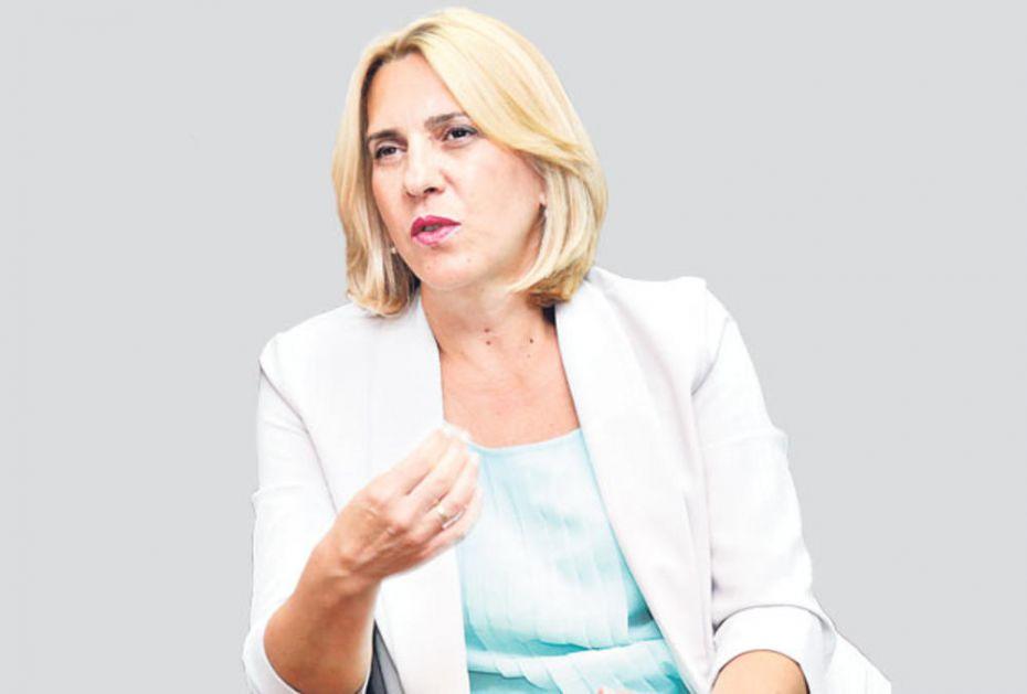PREDSEDNICA RS ŽELJKA CVIJANOVIĆ: Ustavni sud u BiH izašao iz svog mandata