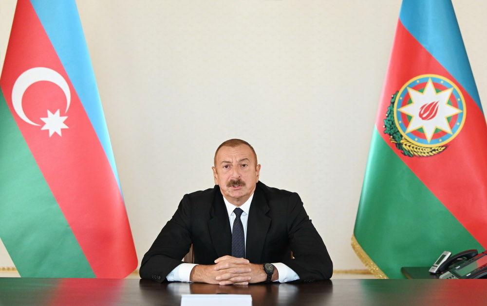 PREDSEDNIK AZERBEJDŽANA O PREVIRANJU U JERMENIJI Aliev: Krizu u Jerevanu izavalo je prošlo i sadašnje rukovodstvo