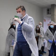 PREDSEDNIK U ŽARIŠTU KORONE Vučić: Narednih 10 dana je ključno! Do 20. aprila se rešava naša sudbina prema koronavirusu