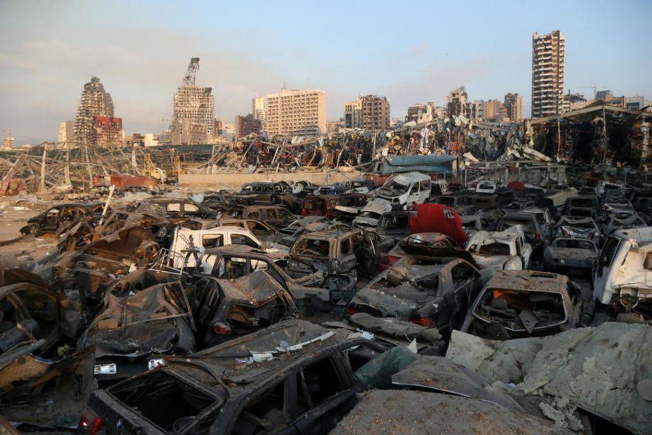 PREDSEDNIK LIBANA SAZVAO HITAN SASTANAK VRHOVNOG ODBRAMBENOG SAVETA! Tragediju izazvao konfiskovani eksploziv?!