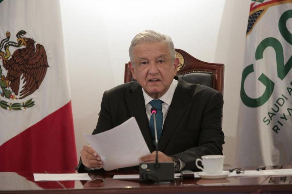 PREDSEDNIK MEKSIKA PRIČAO TELEFONOM SA BAJDENOM: Razgovor prijatan i pun poštovanja, odnosi dve zemlje biće u korist naših naroda