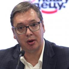 PREDSEDNIK SRBIJE NA VAŽNOM SASTANKU: Vučić sa Medvedevim putem video-linka