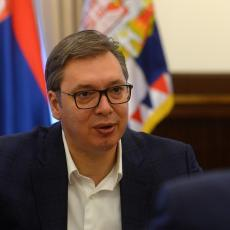 PREDSEDNIK SRBIJE U VATIKANU: Počeo sastanak Vučića i pape