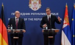 PREDSEDNIK: Srbija nudi folksvagenu bolje uslove, nego druge zemlje zajedno; Altmajer: Poštujemo Srbiju