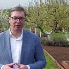 PREDSEDNIK VUČIĆ OBJAVIO FENOMENALNU VEST: Sutra stiže 130.000 doza Sputnjika V! (VIDEO)
