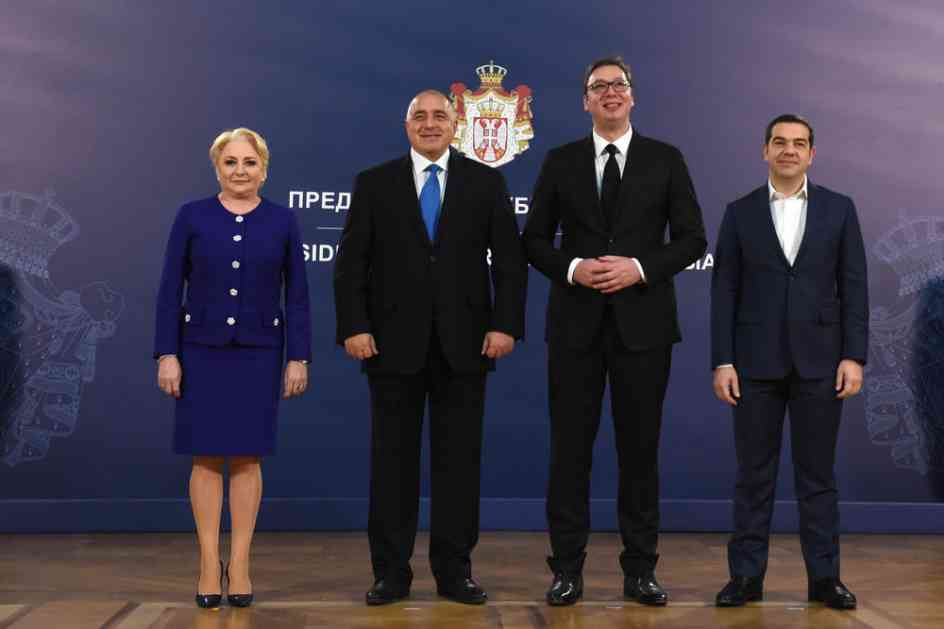 PREDSEDNIK VUČIĆ OTKRIO: Srbi, Grci, Bugari i Rumuni napravili organizacioni komitet za EP 2028. i Mundijal 2030. godinu!