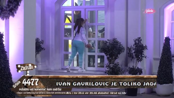 PREKINULI PITANJA NOVINARA! Izbila svađa između Miće i Miljane, vrata od Bele kuće su bila BLOKIRANA! Dušica ih odmah opomenula! (VIDEO)