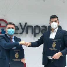 PREKRETNICA ZA NAŠU ZEMLJU! Kompanija IBM postala prvi korisnik Državnog data centra u Kragujevcu (FOTO)