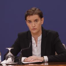 PREMIJERKA BRNABIĆ SUTRA NA RADNOJ VEČERI U BRISELU: Situacija u regionu i pojačan angažman EU glavne teme