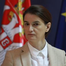 PREMIJERKA NEMA DILEMU: Sasvim mi je jasno da su građani Srbije nepoželjni u Crnoj Gori