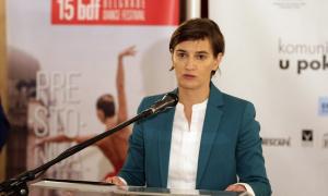 PREMIJERKA ZAGRMELA: Neću sa novinarima PRVO DA PRIČAM O TOME!