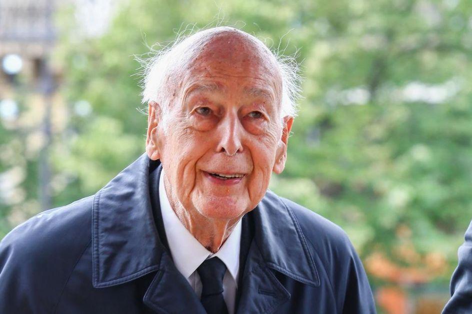 PREMINUO BIVŠI FRANCUSKI PREDSEDNIK: Valeri Žiskar Desten (94) vladao od 1974. do 1981, ostao upamćen po ubrzanoj modernizaciji