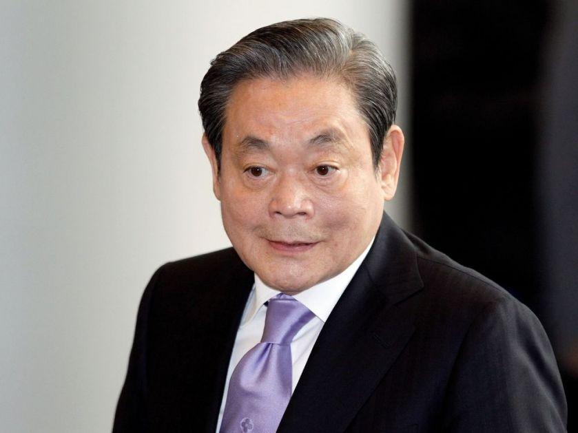 PREMINUO LIDER SAMSUNGA I NAJBOGATIJI JUŽNOKOREJAC: Li Kun-hi ostaće upamćen po jednoj rečenici