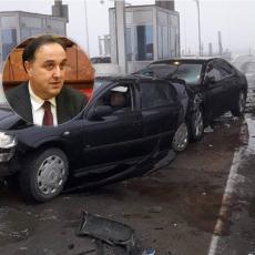 PREMINUO STANOJE Muškarac povređen u nesreći koju je izazvao Babićev vozač - nastavlja se suđenje počiniocu teške saobraćajke