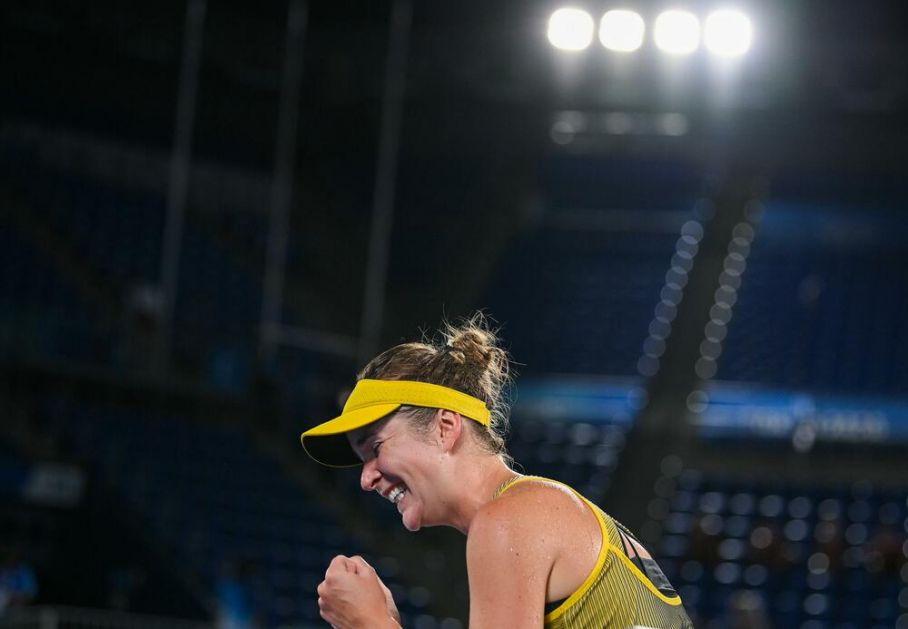 PREOKRETOM DO BRONZE: Svitolina osvojila 3. mesto na OI u Tokiju