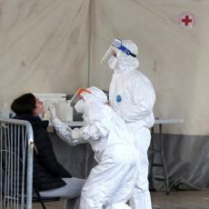 PRESEK STANJA NA KIM: Registrovano još 205 novozaraženih, preminule tri osobe