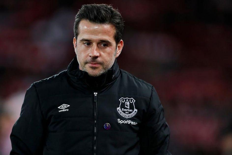 PRESEO MU MERSISAJD DERBI: Silva nije više trener Evertona! Razlaz posle 18 meseci