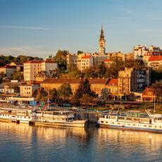 PRESTONICA PONOVO SIJA, PONOVO ŽIVI Beograd se vratio normalnom životu, vraćaju se strani turisti