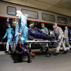 PRESTONIČKI KREVETI PREBUKIRANI: Ako morate u bolnicu zbog korone, bićete premešteni u jedan od OVA ČETIRI GRADA