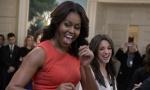 PRETEKLA HILARI: Mišel Obama - žena kojoj se Amerikanci najviše dive