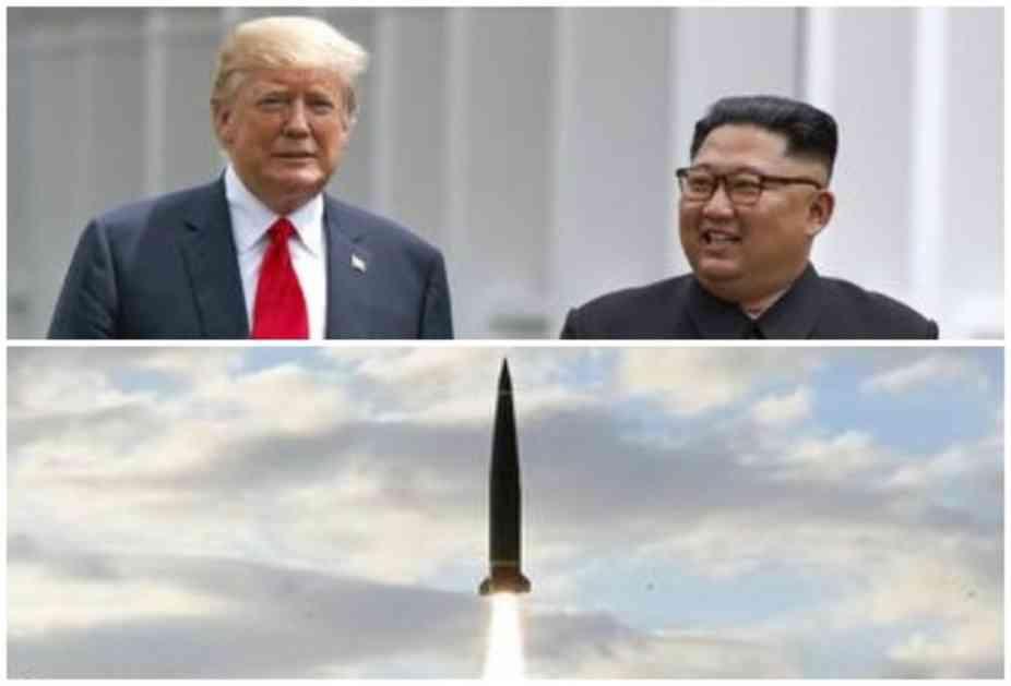 PRETNJE SEVERNE KOREJE PRED SUSRET KIMA I TRAMPA: Amerika nikada neće biti bezbedna ako pregovori u Vijetnamu budu okončani bez rezultata!